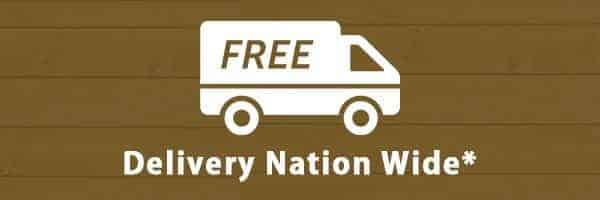 free delivery nation wide