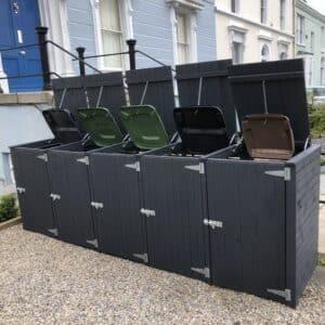 quint wheelie bin storage ireland