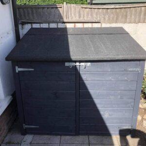 wheelie bin storage ireland wbsireland.ie