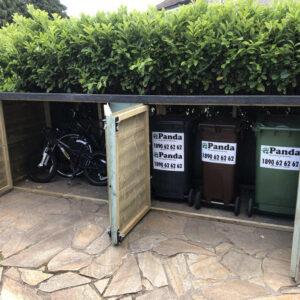 wheelie bin storage ireland wbsireland.ie waste bin cover